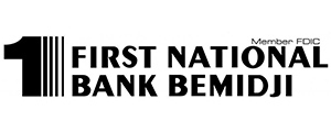 nw mn realtor 1st national logo